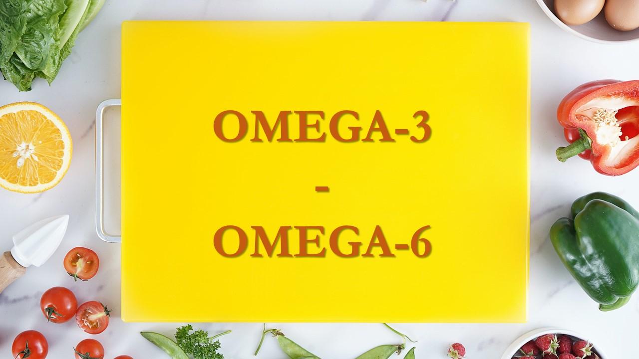 OMEGA-3 A OMEGA-6 MASTNÉ KYSELINY  – PREČO ICH POTREBUJEME PRE ZDRAVIE