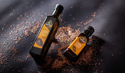 Ľanový olej